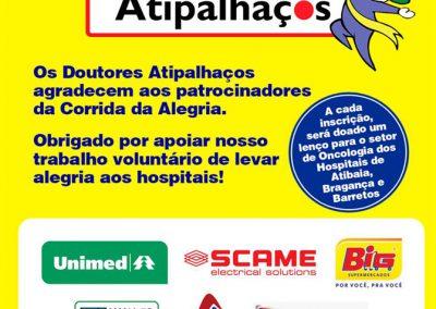 Doutores Atipalhaços - Folha Mulher