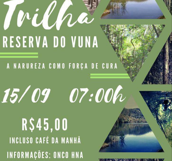 Trilha Reserva do Vuna