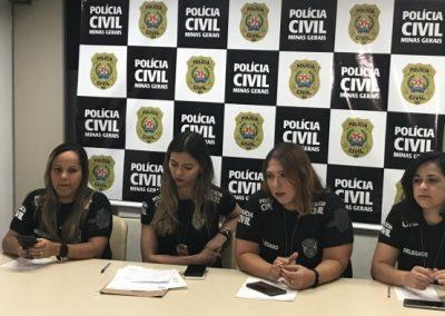 Megaoperação Marias Prende Agressores - Folha Mulher